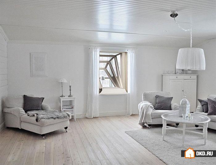 Окна «больше неба», чтобы добавить маленьким квартирам ощущение открытого пространства