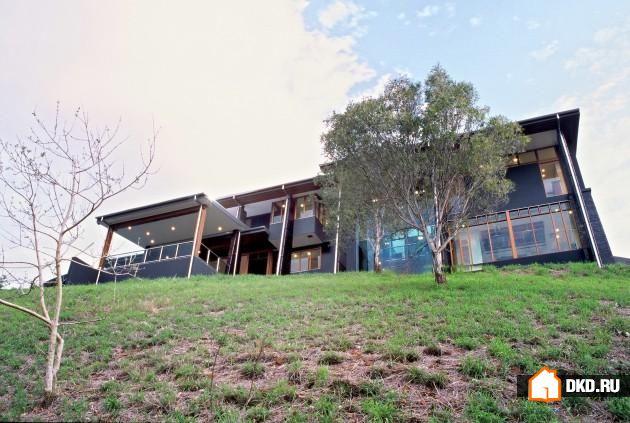 Современный дом в Mount Nebo