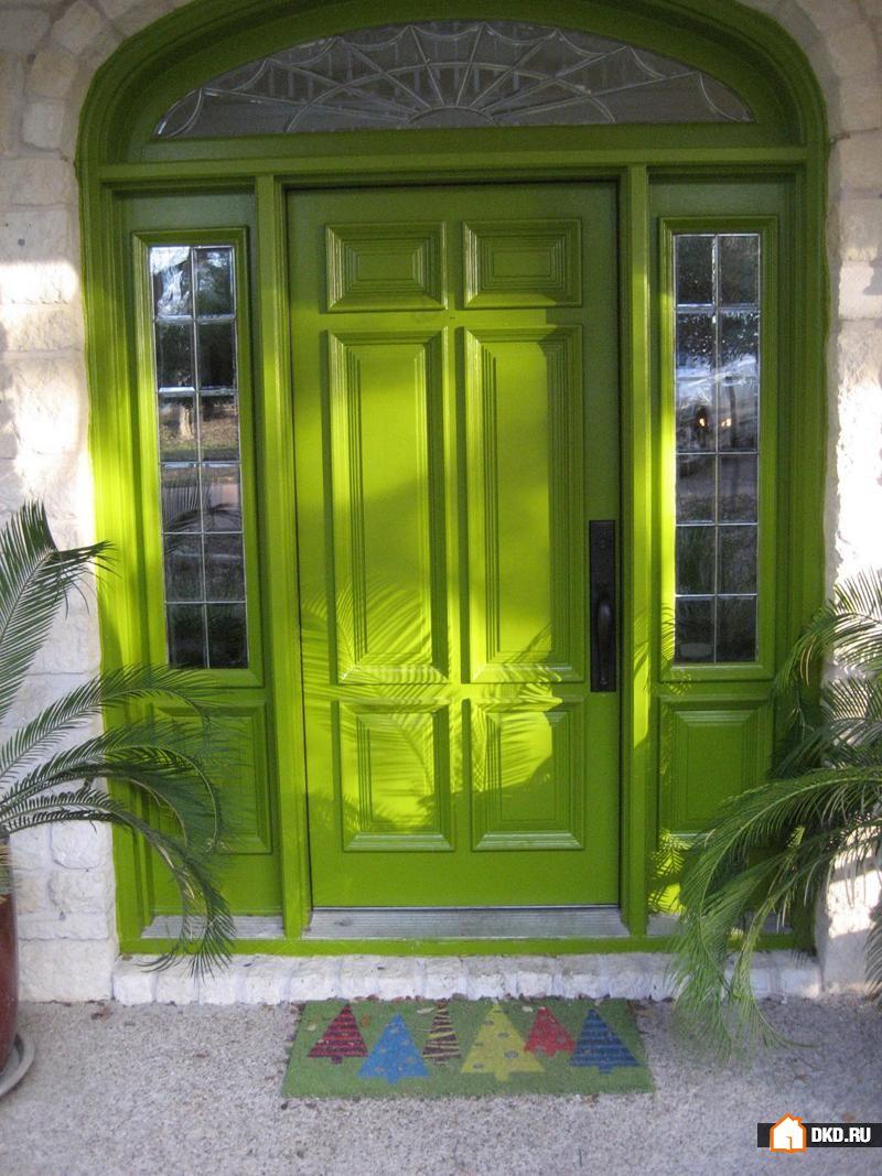 Как преобразить дверь старую межкомнатную дверь своими руками