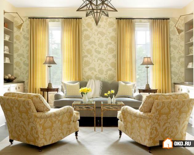 21 Шикарная идея штор для каждой комнаты Вашего дома