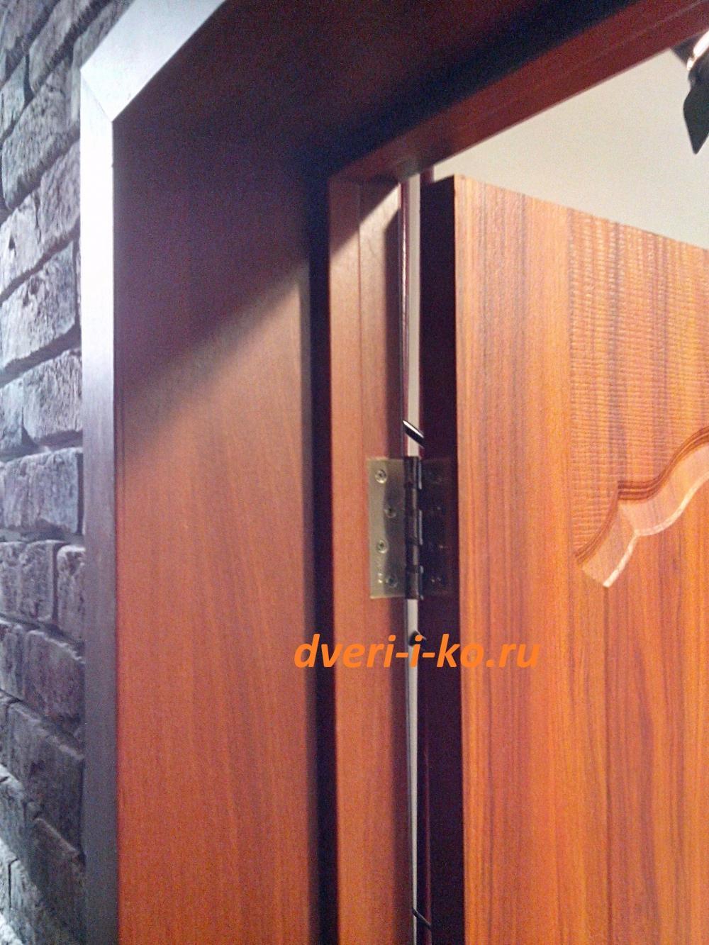 Как установить межкомнатную дверь 62